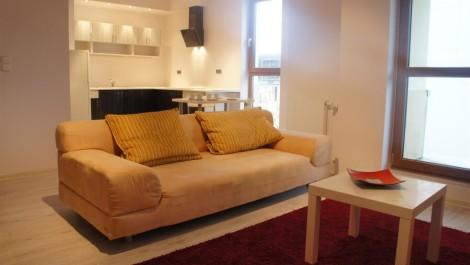 Apartament 50 m2 Gdańsk Wrzeszcz Quattro Towers