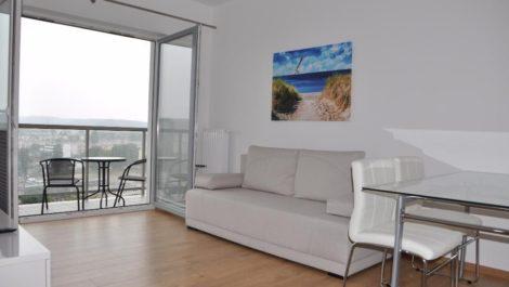 Apartament 38 m2 Albatross Towers 12 piętro