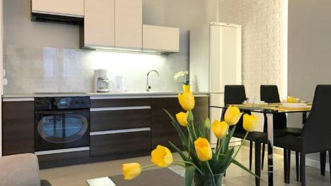 Apartment 40 m2 Gdansk Przymorze Kwartał Uniwersytecki