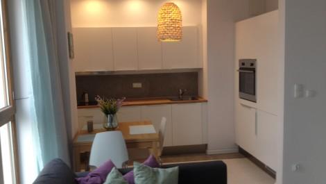 Apartament 50m2 – Gdansk Wrzeszcz – Quattro Towers