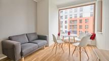 Apartment 37m2 – Gdansk Wrzeszcz Garnizon