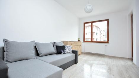 Apartament 27m2 -Gdańsk Wrzeszcz Garnizon