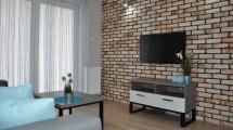 Apartament 38m2 – Gdańsk Przymorze Albatross Towers