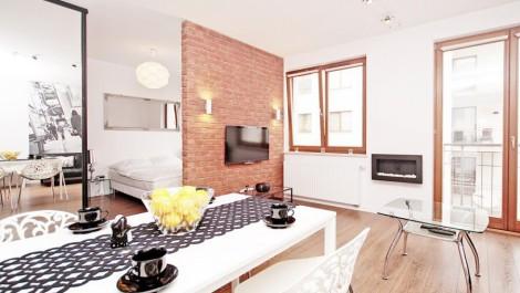 Apartament 41m2 Garnizon Gdńsk Wrzeszcz