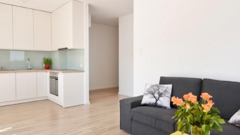 Apartament 40m2- Gdańsk Kiełpinek Wiszące Ogrody