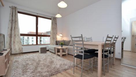 Apartament 67 m2 Gdańsk Wrzeszcz Garnizon