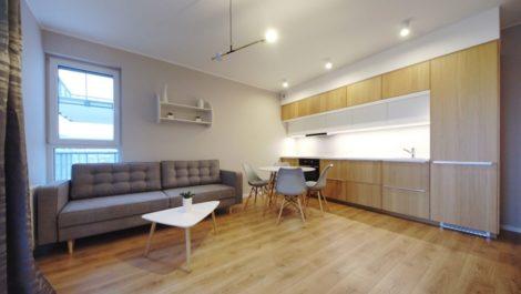 Apartament 3 pokoje Gdańsk Przymorze Spectrum
