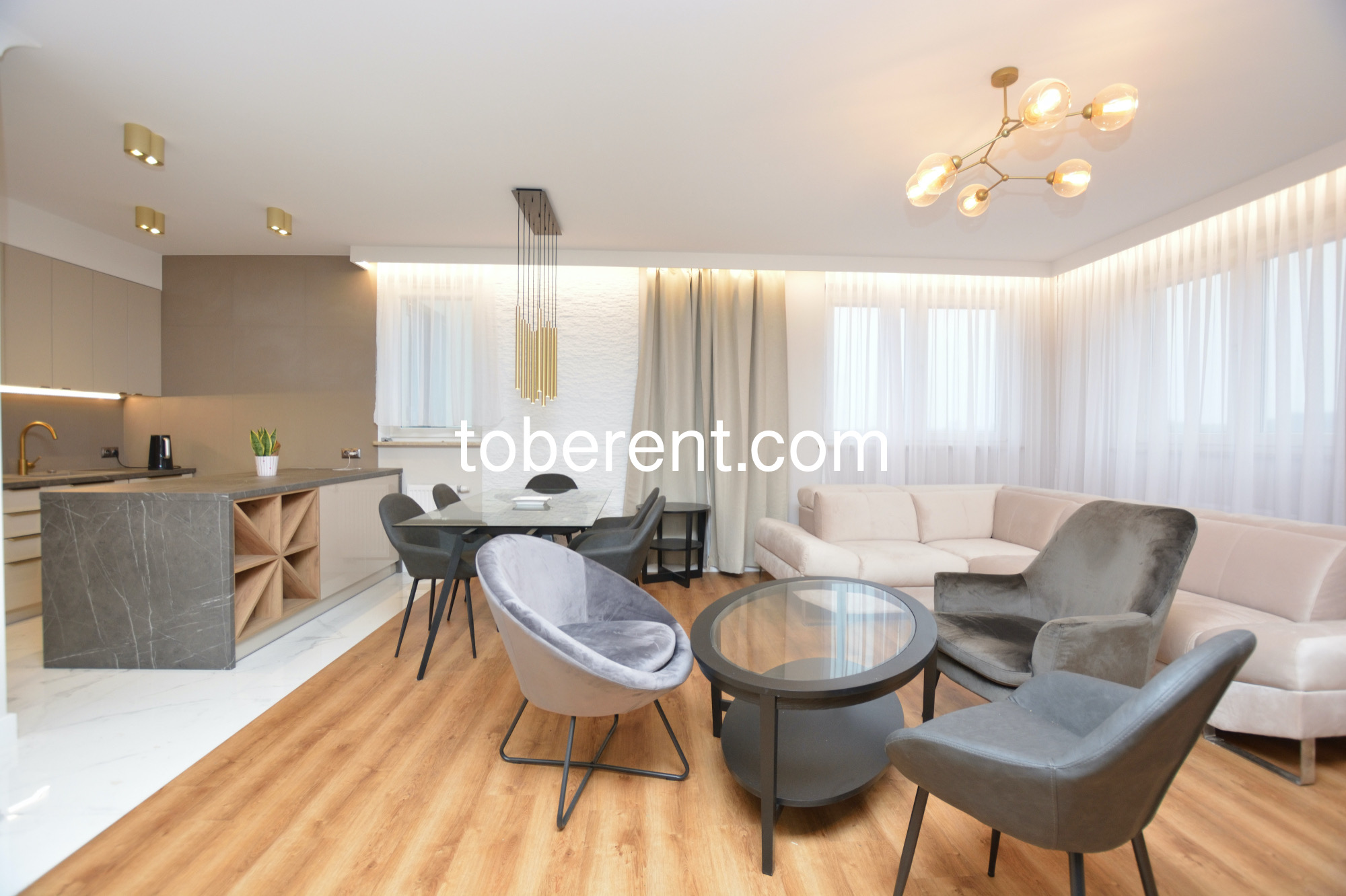 Apartment for rent in Gdynia Redłowo