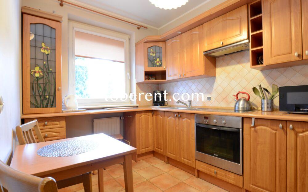 Dwupokojowe mieszkanie z oddzielną kuchnią Gdańsk Aniołki