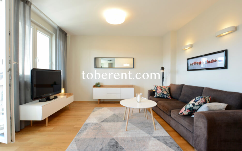 For rent 2 bedroom flat in Gdansk Przymorze Nova Oliva