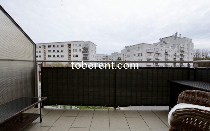 Balkon kawalerka Gdynia Obłuże