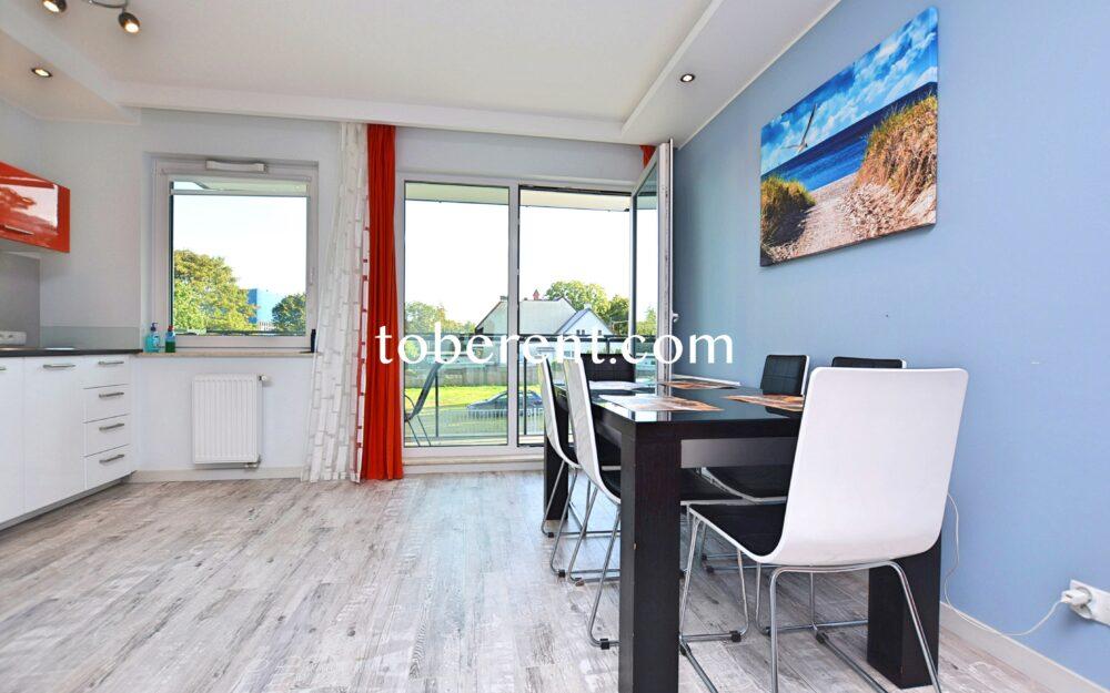 1 bedroom flat for rent in Gdansk Przymorze Kwartal Uniwersytecki