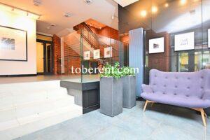 For rent 1 bedroom 1 bathroom flat in Gdansk Garnizon