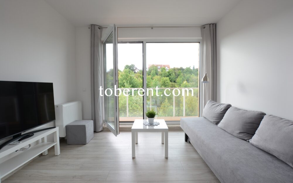 Flat for rent located within the Traffic investment area in Gdańsk Siedlce